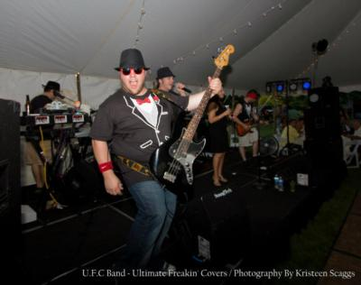 U.F.C. Band     | Chicago, IL | Dance Band | Photo #10