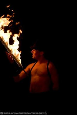 Firelight Entertainment | Tempe, AZ | Fire Dancer | Photo #10