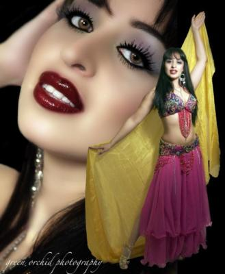 Erika Veils | West New York, NJ | Belly Dancer | Photo #1