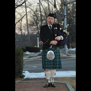 West Wareham Bagpiper | Highland Wedding