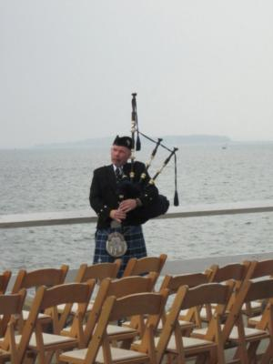 Highland Wedding | Framingham, MA | Bagpipes | Photo #7