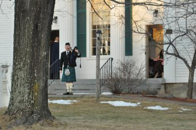 Highland Wedding | Framingham, MA | Bagpipes | Photo #8
