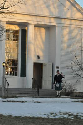 Highland Wedding | Framingham, MA | Bagpipes | Photo #9