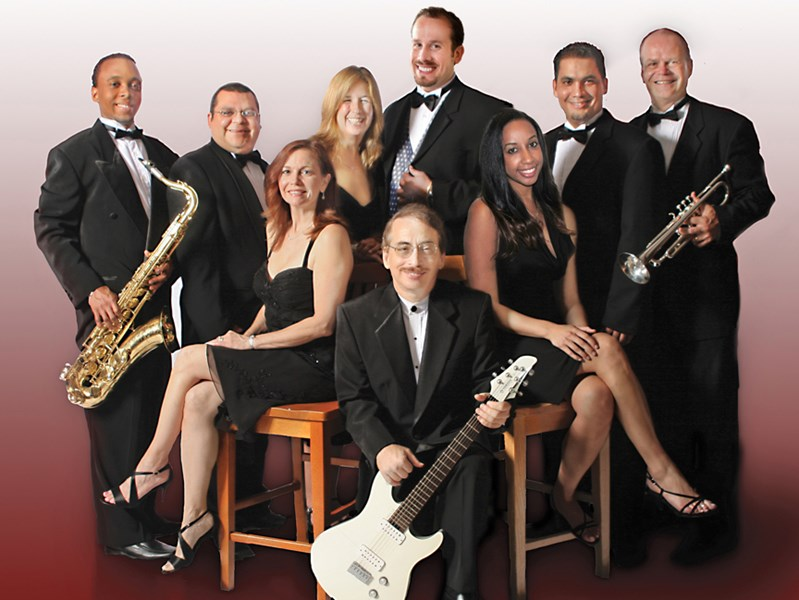 THE HORIZONS BAND (New Attitude Productions) - Variety Band - Hollywood, FL