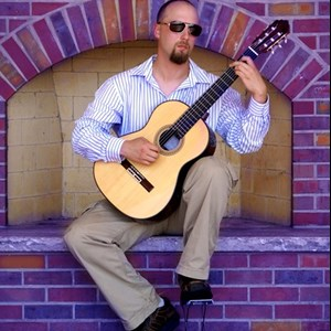 Burket Acoustic Guitarist | Scott Reichard Guitar
