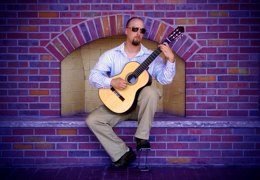 Scott Reichard Guitar - Classical Guitarist - Glenwood, IL