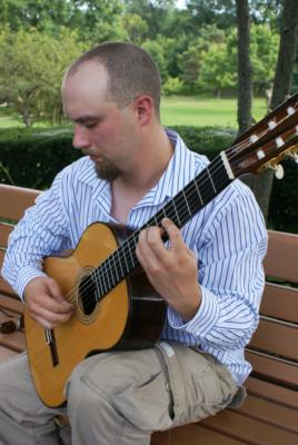 Scott Reichard Guitar | Glenwood, IL | Classical Guitar | Photo #3