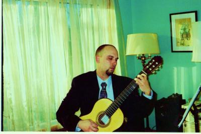 Scott Reichard Guitar | Glenwood, IL | Classical Guitar | Photo #1