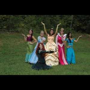 Grottoes Balloon Twister | Princess Parties by Heidi