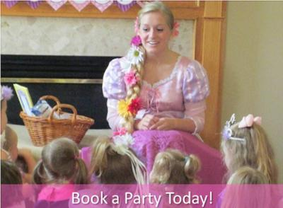Princess Parties by Heidi | Stafford, VA | Princess Party | Photo #2