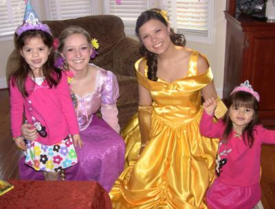 Princess Parties by Heidi | Stafford, VA | Princess Party | Photo #17