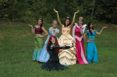 Princess Parties by Heidi | Stafford, VA | Princess Party | Photo #1