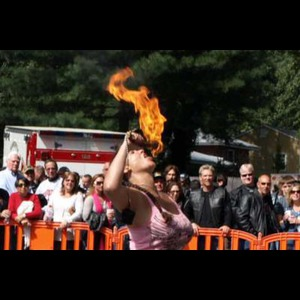 Fire Shows - Fire Dancer - Monroe, NY