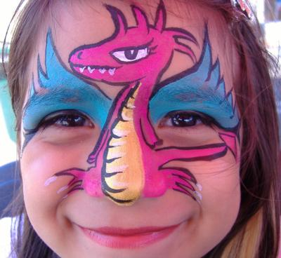 Pizzazz Parties | Anaheim, CA | Face Painting | Photo #15