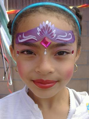 Pizzazz Parties | Anaheim, CA | Face Painting | Photo #12