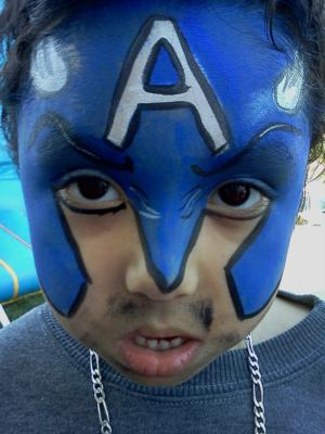 Pizzazz Parties | Anaheim, CA | Face Painting | Photo #4