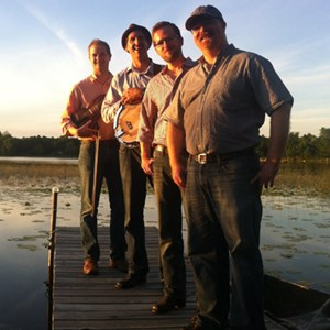 Roscoe Bluegrass Band | Bourbon Aristocracy