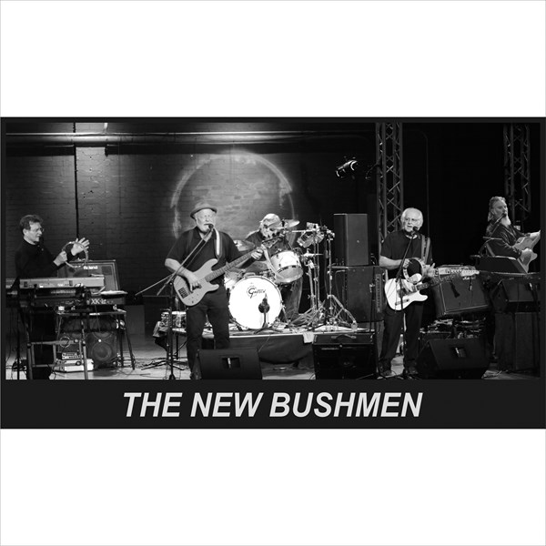 The Bushmen - Dance Band - Macon, GA