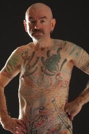 The Tattooed Gentleman | Cedar Hill, MO | Circus Act | Photo #2