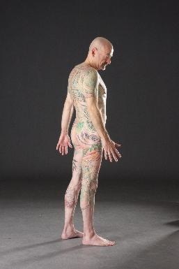 The Tattooed Gentleman | Cedar Hill, MO | Circus Act | Photo #10