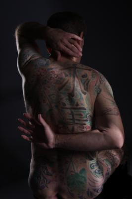The Tattooed Gentleman | Cedar Hill, MO | Circus Act | Photo #5