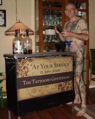 The Tattooed Gentleman | Cedar Hill, MO | Circus Act | Photo #14