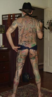 The Tattooed Gentleman | Cedar Hill, MO | Circus Act | Photo #12