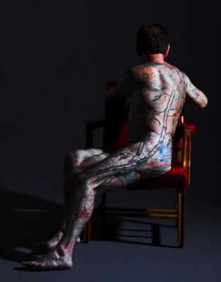 The Tattooed Gentleman | Cedar Hill, MO | Circus Act | Photo #3