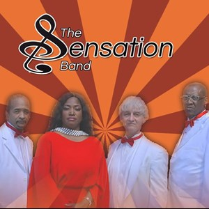 Tipton 80s Band | The Sensation Band & DJ Combo