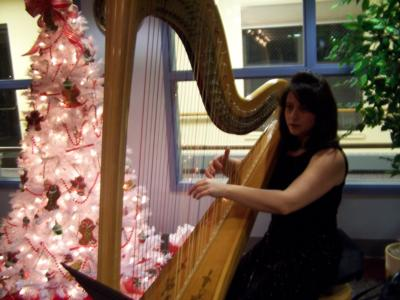 Kyrou's Music Studio | Fort Wayne, IN | Harp | Photo #23