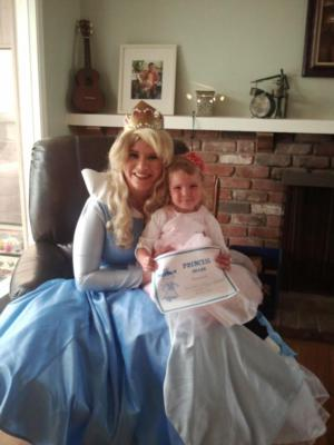 Castle In The Clouds Entertainment | San Bernardino, CA | Princess Party | Photo #15
