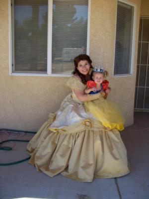 Castle In The Clouds Entertainment | San Bernardino, CA | Princess Party | Photo #2