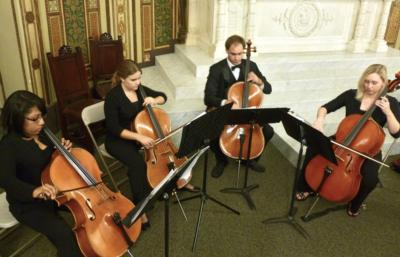 Love4cello | Long Beach, CA | Chamber Music Quartet | Photo #4