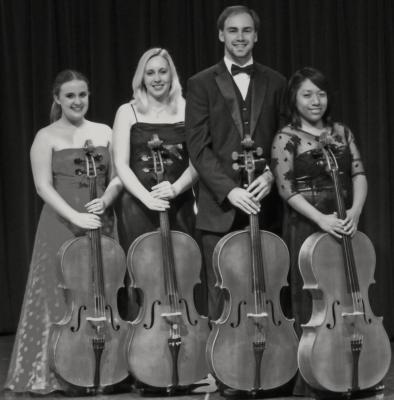Love4cello | Long Beach, CA | Chamber Music Quartet | Photo #2