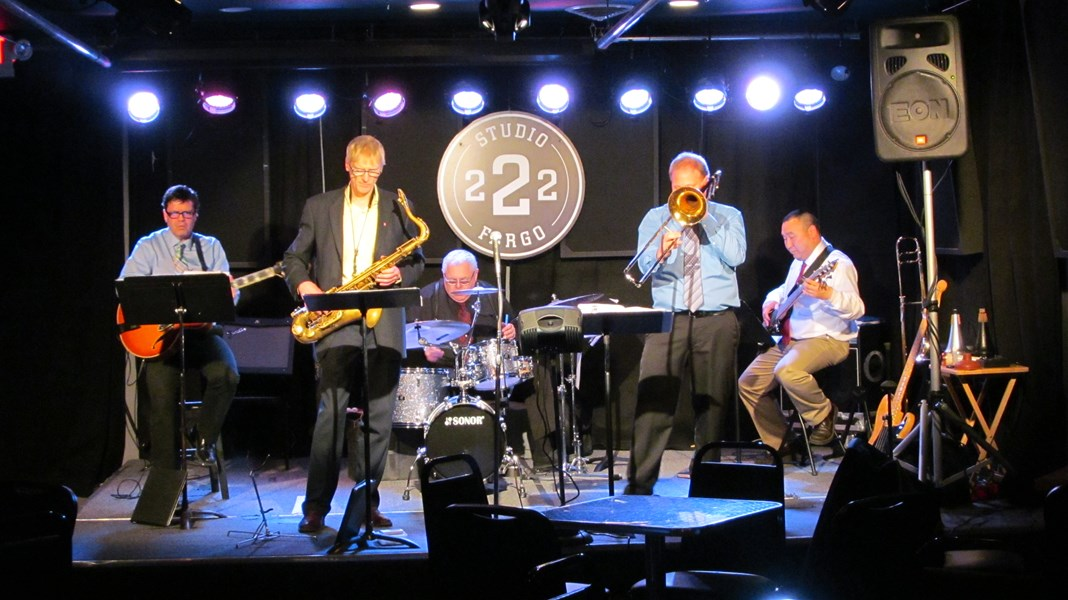 FM Kicks Big Band/Jazz Nickel Combo - Jazz Band - Moorhead, MN
