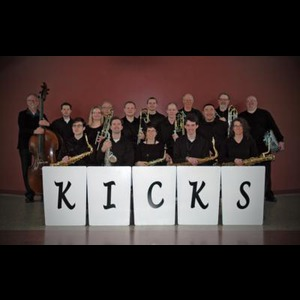 Fargo Wedding Band | FM Kicks Big Band/Jazz Nickel Combo