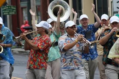 Capital Brass! / SNAP! | Albany, NY | Brass Band | Photo #16