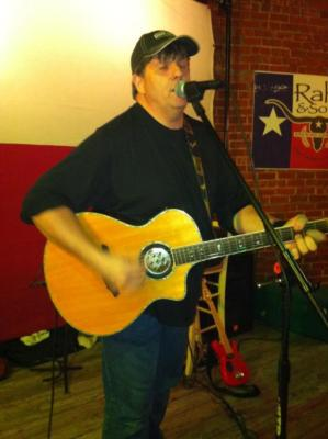 Barry Martin | Irving, TX | Acoustic Guitar | Photo #4