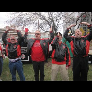 College Corner A Cappella Group | Buckeye Blend Quartet