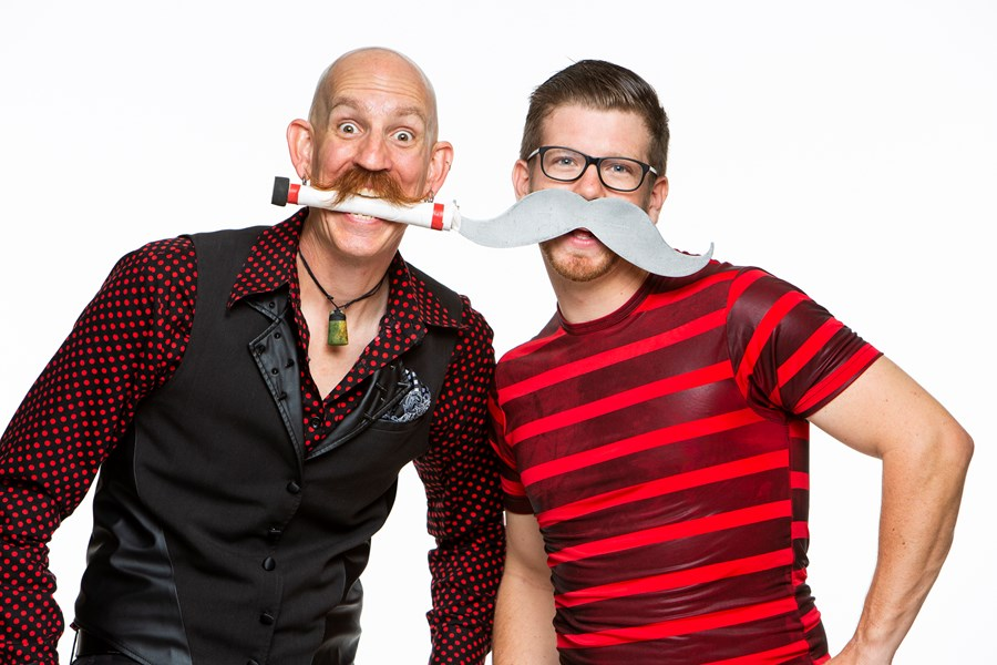 Distinguished Daredevils - Comedy Juggler - Saint Petersburg, FL