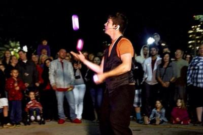 Noah Royak  | Tampa, FL | Juggler | Photo #11
