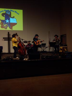 Concert at Liberty Hill United Meth