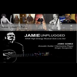 North Canton Acoustic Guitarist | JamieUnplugged