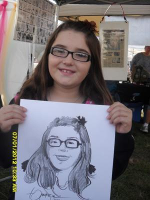 Caricatures By Tony 'dee' Digregorio | Fort Lauderdale, FL | Caricaturist | Photo #8