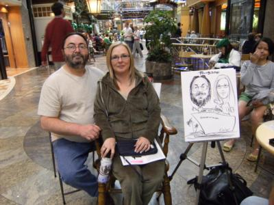 Caricatures By Tony 'dee' Digregorio | Fort Lauderdale, FL | Caricaturist | Photo #3