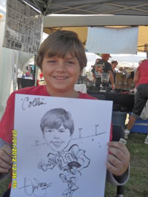 Caricatures By Tony 'dee' Digregorio | Fort Lauderdale, FL | Caricaturist | Photo #2