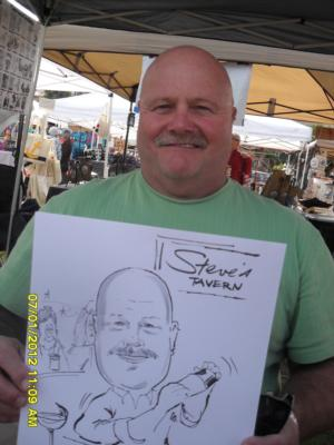 Caricatures By Tony 'dee' Digregorio | Fort Lauderdale, FL | Caricaturist | Photo #5
