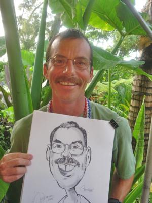 Caricatures By Tony 'dee' Digregorio | Fort Lauderdale, FL | Caricaturist | Photo #6