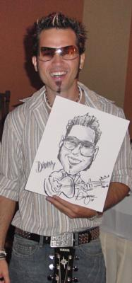 Caricatures By Tony 'dee' Digregorio | Fort Lauderdale, FL | Caricaturist | Photo #9