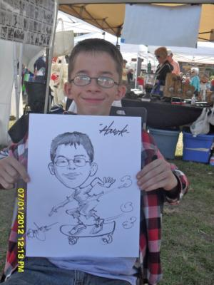 Caricatures By Tony 'dee' Digregorio | Fort Lauderdale, FL | Caricaturist | Photo #7